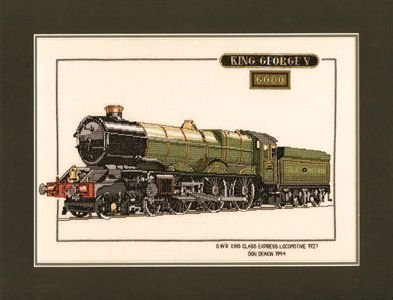 Heritage Crafts Kits HCK0231 Dave Shaw ~ Heritage Classics ~ King George V