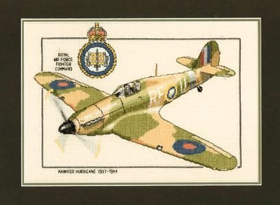Heritage Crafts Kits HCK0257 Dave Shaw ~ Heritage Classics ~ Hawker Hurricane