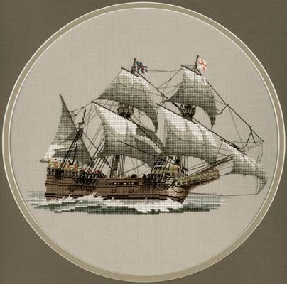 Heritage Crafts Kits HCK0262 Dave Shaw ~ Heritage Classics ~ Mayflower