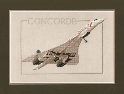 Heritage Crafts Kits HCK0265 Dave Shaw ~ Heritage Classics ~ Concorde