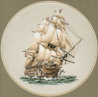 Heritage Crafts Kits HCK0309 Dave Shaw ~ Heritage Classics ~ HMS Victory