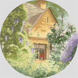 Heritage Crafts Kits HCK0313 John Clayton ~ Circles ~ Wisteria Cottage