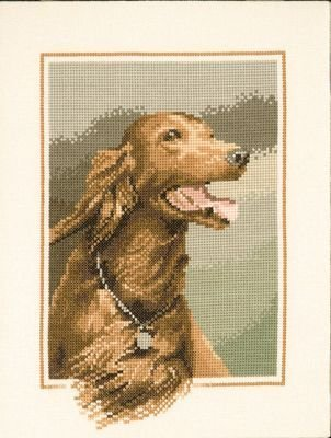 Heritage Crafts Kits HCK0416 John Stubbs ~ Dog Collection ~ Red Setter