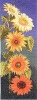 Heritage Crafts Kits HCK0472 John Clayton ~ Flower Panels ~ Sunflower