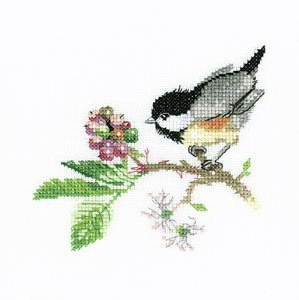 Heritage Crafts Kits HCK0568 Valerie Pfeiffer ~ Solos  ~ Chick Berry