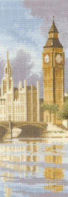 Heritage Crafts Kits HCK0588 John Clayton ~ Internationals ~ Big Ben