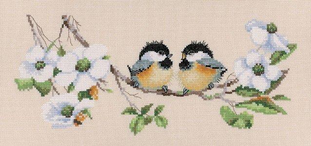 Heritage Crafts Kits HCK0622 Valerie Pfeiffer ~ Harmonies ~ Blossom Buddies