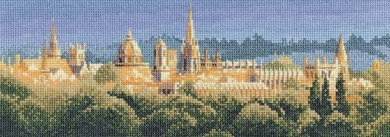 Heritage Crafts Kits HCK0637 John Clayton ~ Panoramas ~ Oxford