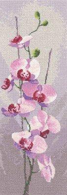Heritage Crafts Kits HCK0686 John Clayton ~ Flower Panels ~ Orchid