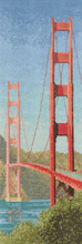 Heritage Crafts Kits HCK0707 John Clayton ~ Internationals ~ Golden Gate Bridge