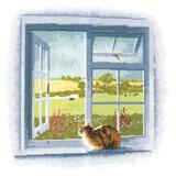 Heritage Crafts Kits HCK0834 John Clayton ~ Outlooks ~ Cottage Window