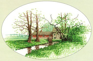 Heritage Crafts Kits HCK0864 John Clayton ~ The Collection ~ Mill House