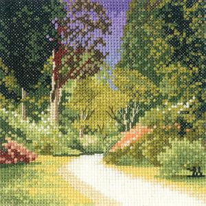 Heritage Crafts Kits HCK0980 John Clayton ~ Miniatures ~ Woodland Path