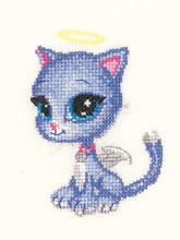 Heritage Crafts Kits HCK0985 James Ryman ~ Kitty Kats ~ Little Angel