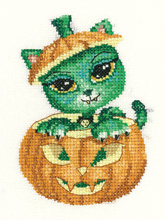 Heritage Crafts Kits HCK0988 James Ryman ~ Kitty Kats ~ Halloween