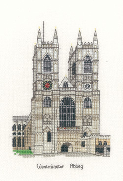 Heritage Crafts Kits HCK1011 Susan Ryder ~ Heritage Collection ~ Westminster Abbey