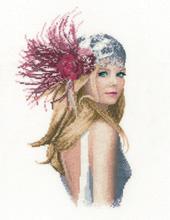 Heritage Crafts Kits HCK1075 John Clayton ~ Elegance ~ Fleur