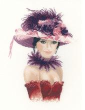 Heritage Crafts Kits HCK1048 John Clayton ~ Elegance ~ Sophia