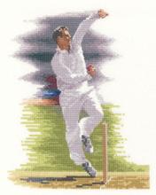 Heritage Crafts Kits HCK1110 John Clayton Sporting Scenes ~ Bowler