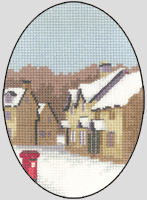 Heritage Crafts Kits 14 Count Aida