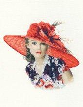 Heritage Crafts Kits HCK1127A John Clayton ~ Elegance ~ Victoria ~ 14 Count Aida