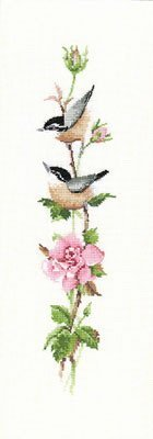 Heritage Crafts Kits HCK0563 Valerie Pfeiffer ~ Duets ~ Sonatina Rose