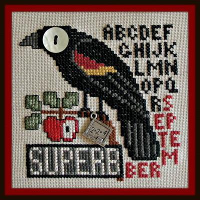 HinzeitHZBE12 Superb September Birds Eye