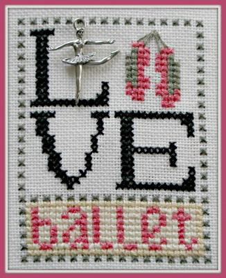 HinzeitHZLB33 Love Bits ~ Love Ballet