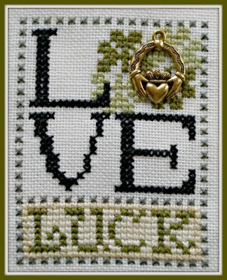 HinzeitHZLB36 Love Bits ~ Love Luck