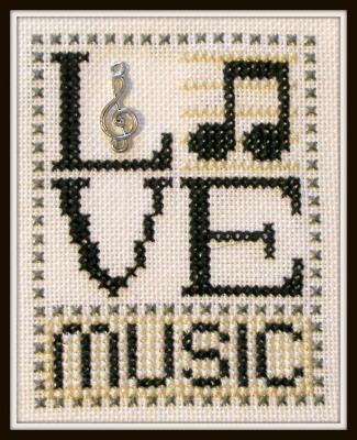 HinzeitHZLB37 Love Bits ~ Love Music
