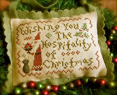 Homespun Elegance LTD Hospitality Of Christmas