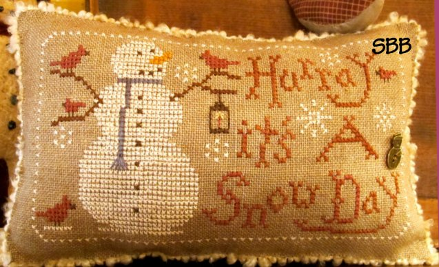 Homespun Elegance LTD Hurray! It's A Snow Day