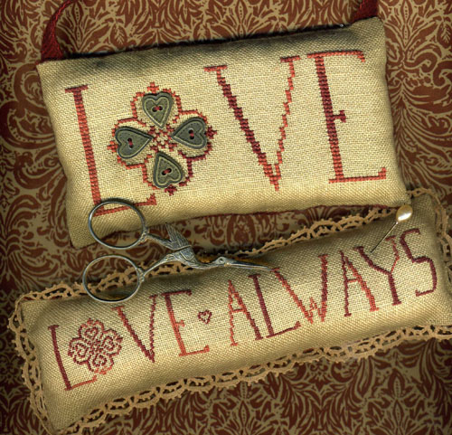Homespun Elegance LTD Love Always