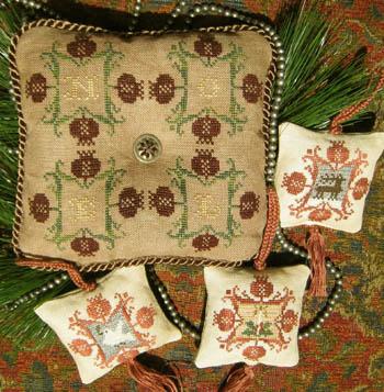 Homespun Elegance LTD Pomegranate Holidays