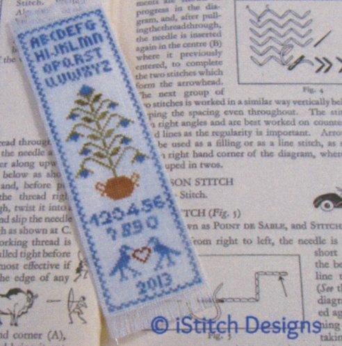 iStitch Designs Sew Belle