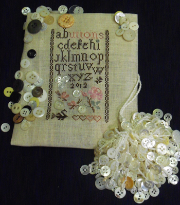 iStitch Designs Sew Buttons