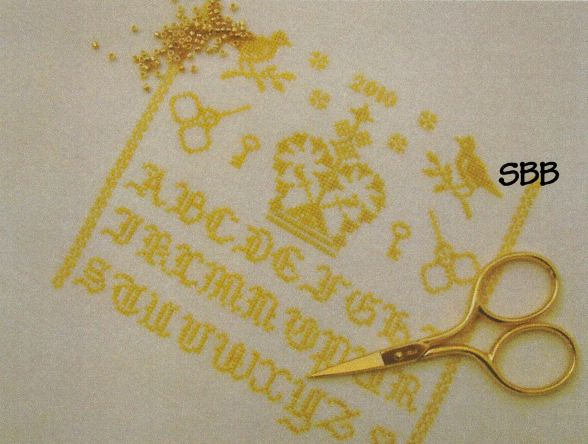 iStitch Designs Sew Golden