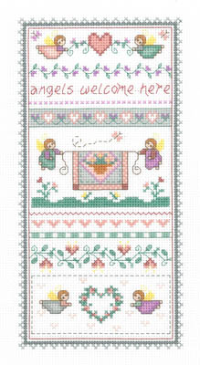 Imaginating Angels Welcome