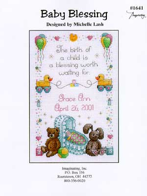 Imaginating Baby Blessing (02-1982)