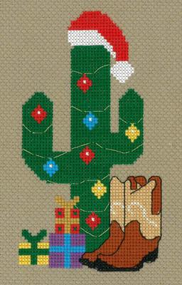 Imaginating Cowboy Christmas