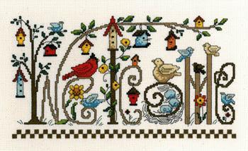Imaginating Every Bird Welcome