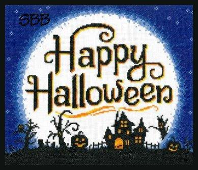 Imaginating Full Moon Halloween