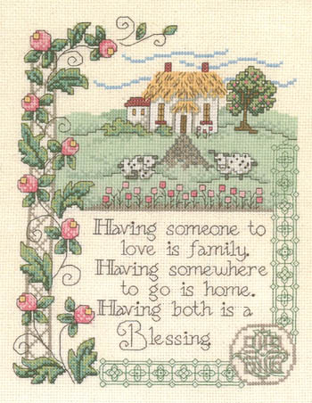 Imaginating House Blessing (09-1325)