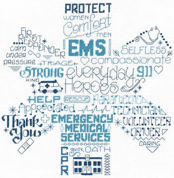 Imaginating  Let's Appreciate EMS