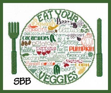 Imaginating Let's Eat Veggies