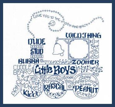 Imaginating Let's Love Little Boys