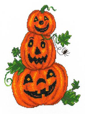 Imaginating Pumpkin Trio