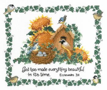Imaginating Summer Birdhouse (13-1892)