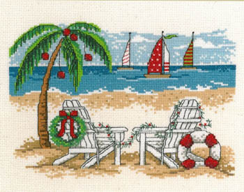 Imaginating Tropical Christmas