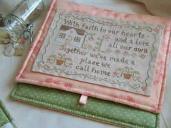 Impie Hattie & Bea Cottage Thread Pal